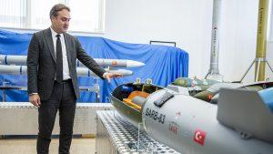 """قنابل """"سارب"""" التركية.. كفاءة عالية في خرق التحصينات والدروع"""