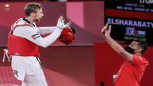 أول انتصار أردني في أولمبياد طوكيو